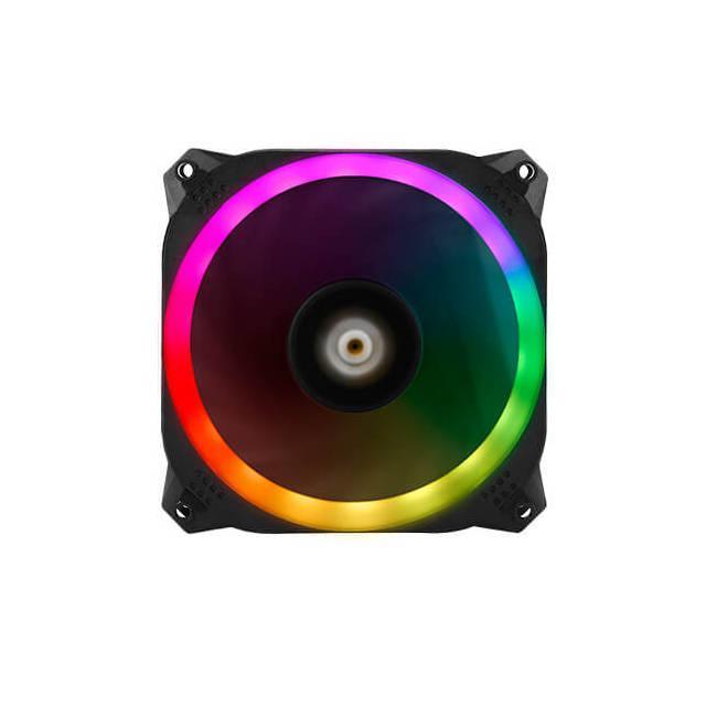 Antec Prizm 3+2+C 45.03 CFM 120 mm Fans 3-Pack