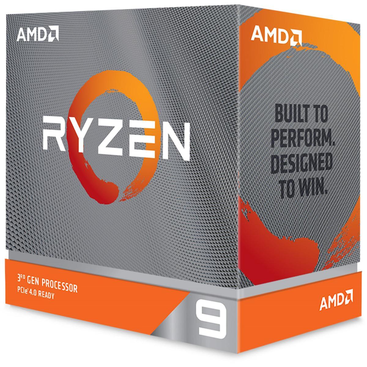 AMD Ryzen 9 3900XT 3.8 GHz 12-Core Processor