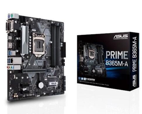 Asus PRIME B365M-A Micro ATX LGA1151 Motherboard