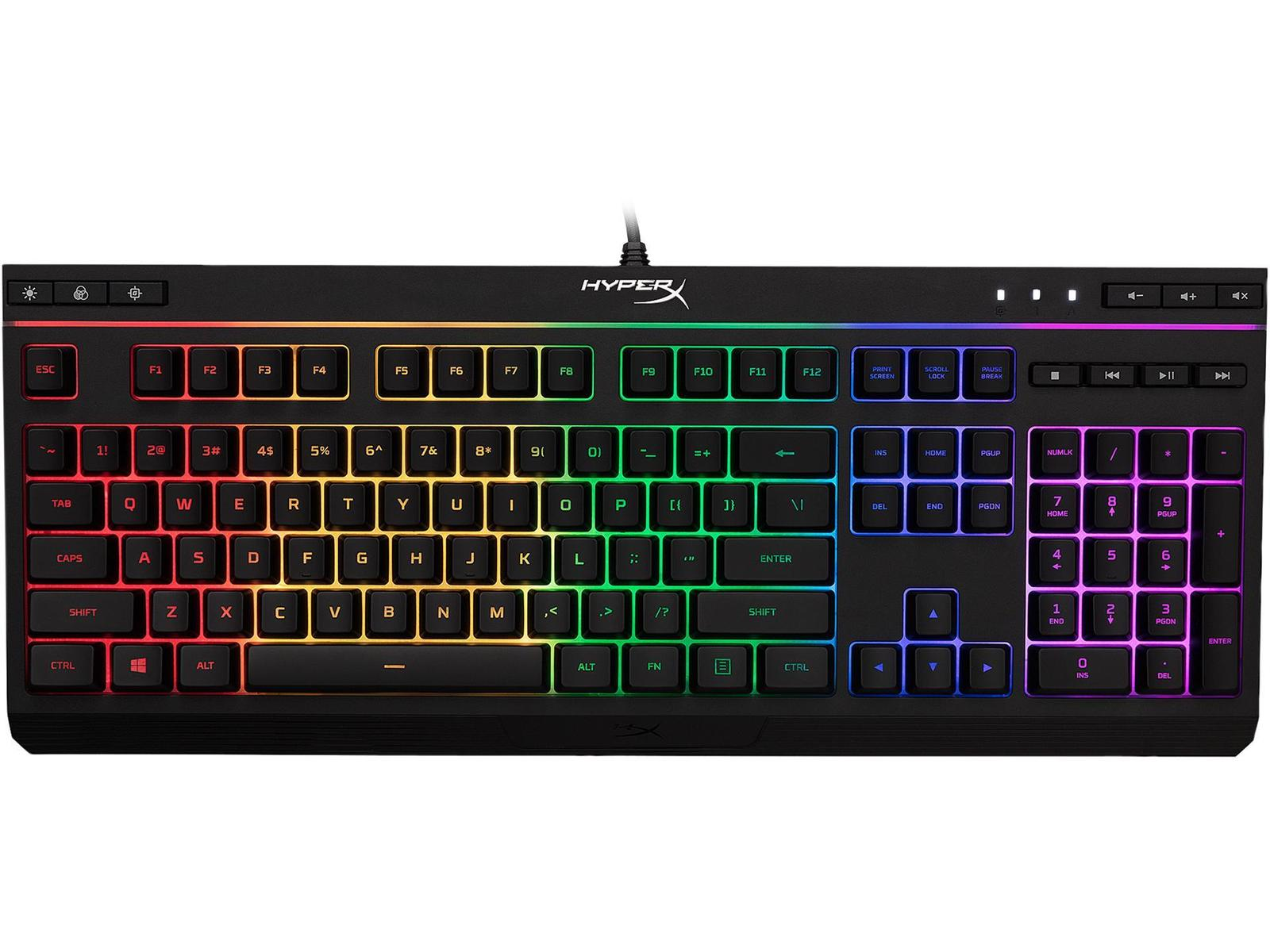 Kingston HyperX Alloy Core RGB Wired Gaming Keyboard