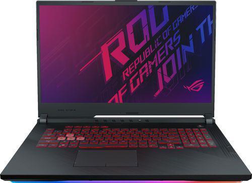 "Asus ROG Strix Scar III (2019) 17.3"" 1920 x 1080 144 Hz Core i7-9750H 2.6 GHz 16 GB Memory 512 GB NVME SSD Storage Laptop"