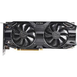 EVGA GeForce RTX 2080 SUPER 8 GB BLACK GAMING Video Card