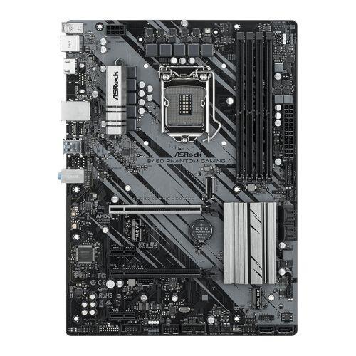 ASRock B460 Phantom Gaming 4 ATX LGA1200 Motherboard
