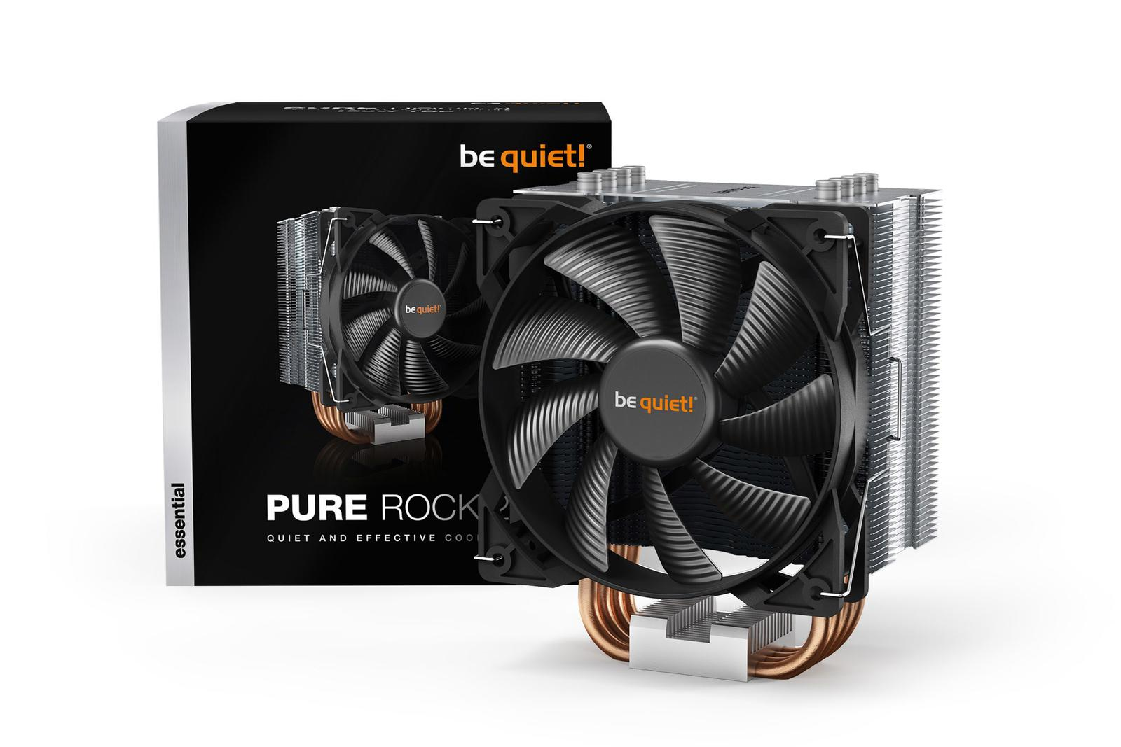 be quiet! Pure Rock 2 CPU Cooler