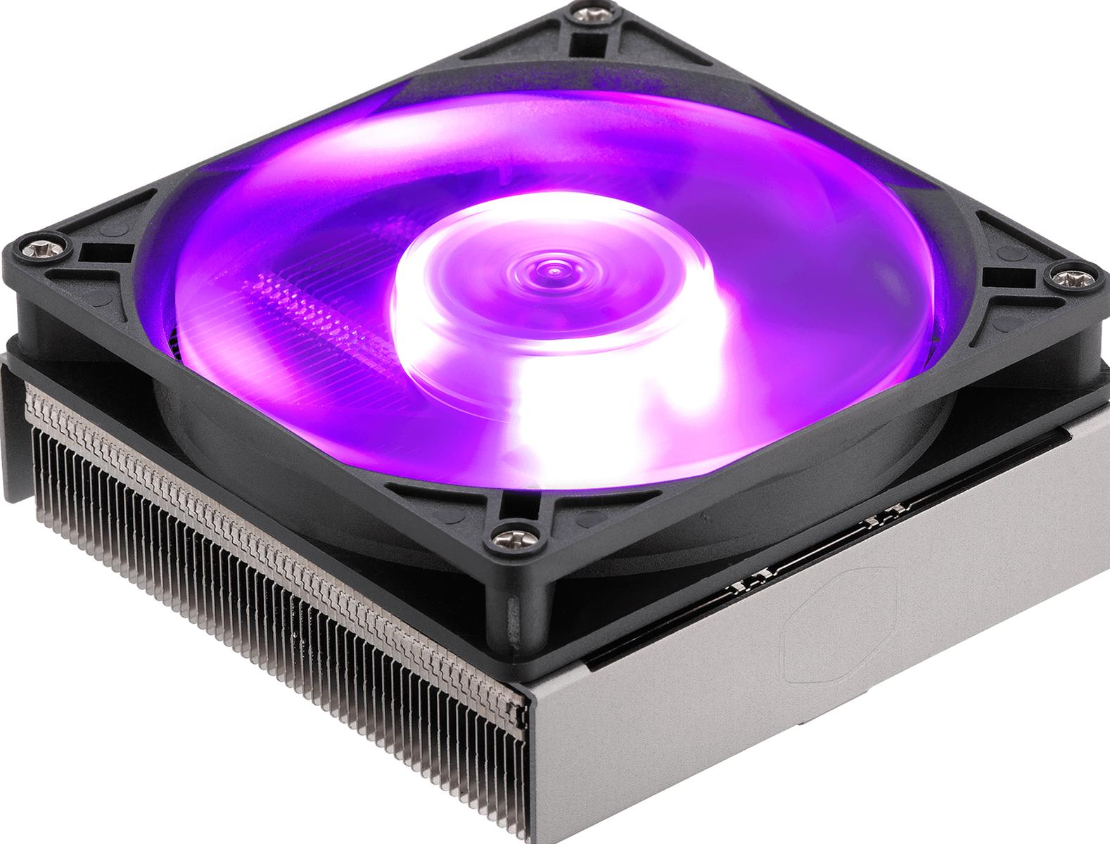 Cooler Master MasterAIR G200P 35.5 CFM CPU Cooler
