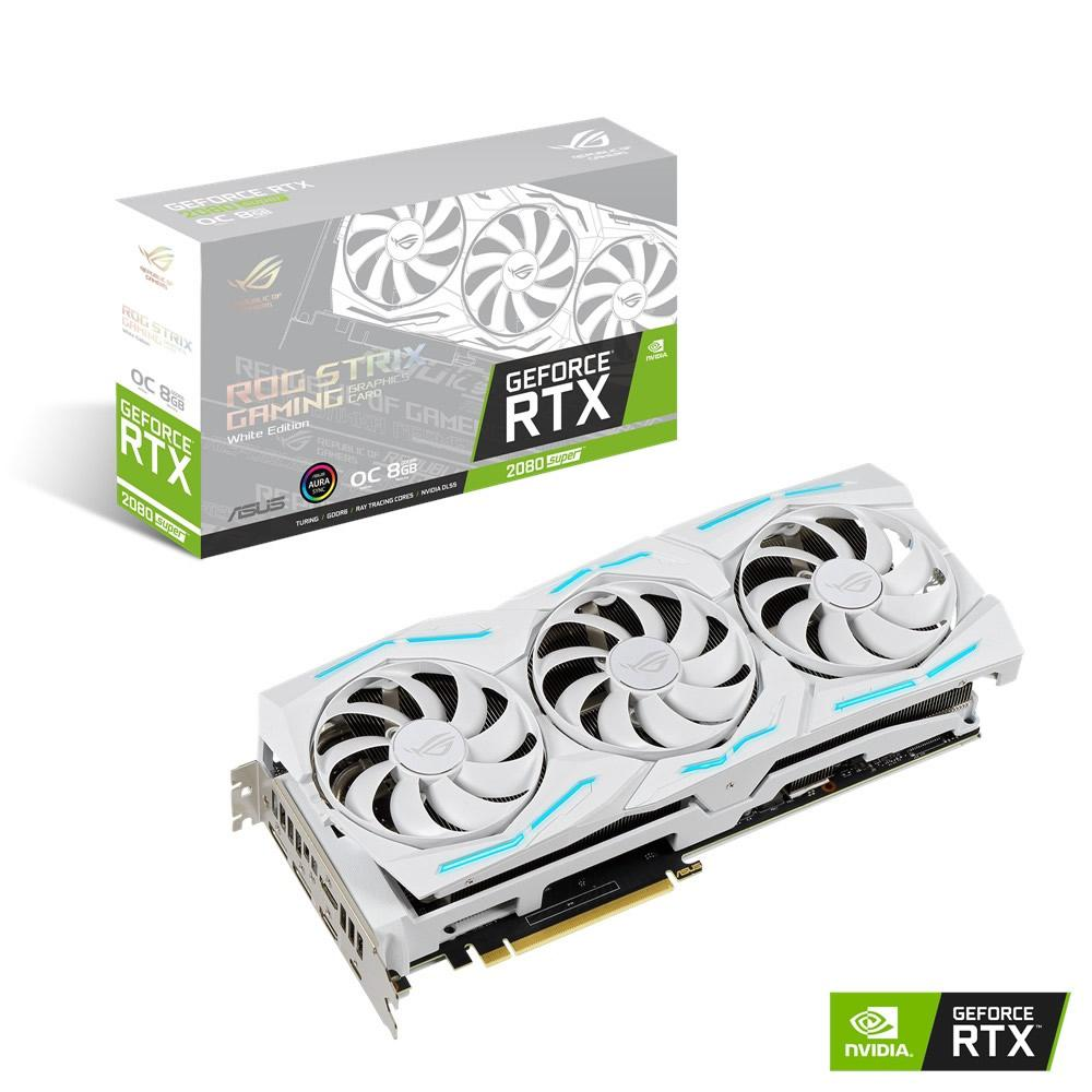 Asus GeForce RTX 2080 SUPER 8 GB STRIX GAMING OC Video Card