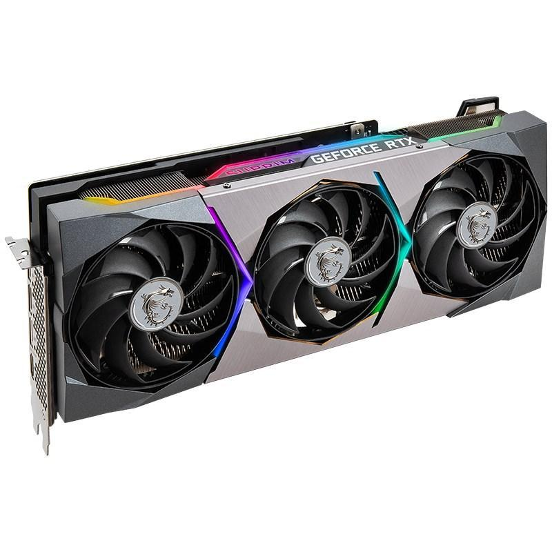 MSI GeForce RTX 3080 10 GB SUPRIM X Video Card