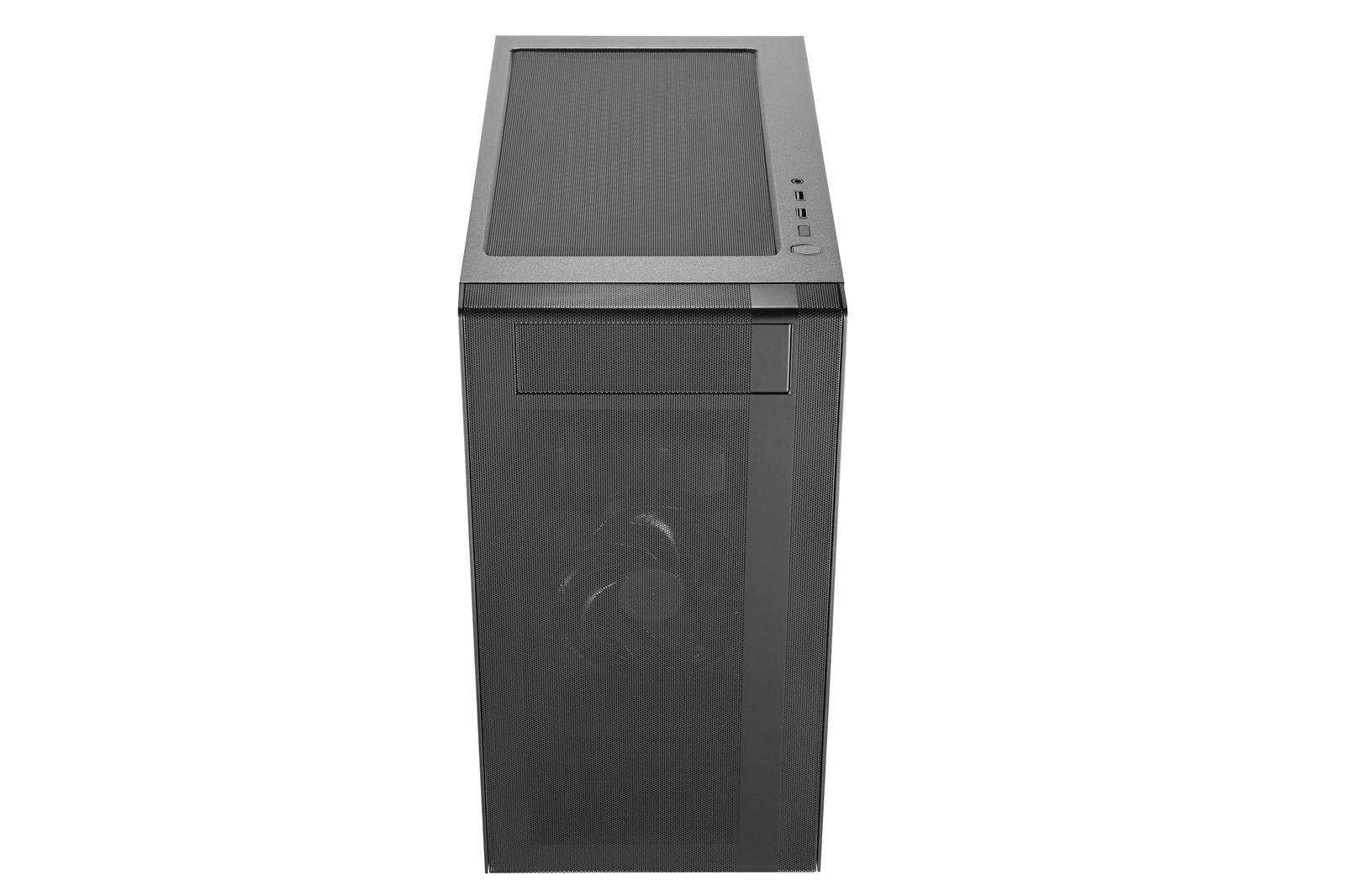 Cooler Master MasterBox NR400 (w/ODD) MicroATX Mid Tower Case
