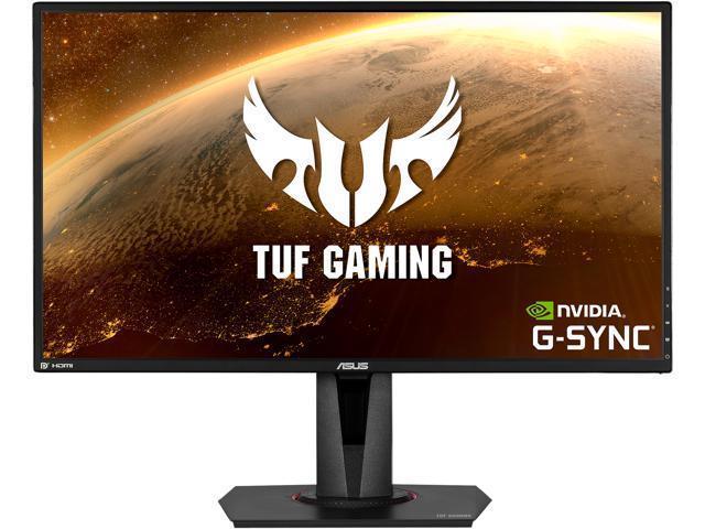"""Asus TUF Gaming VG27BQ 27.0"""" 2560x1440 165 Hz Monitor"""
