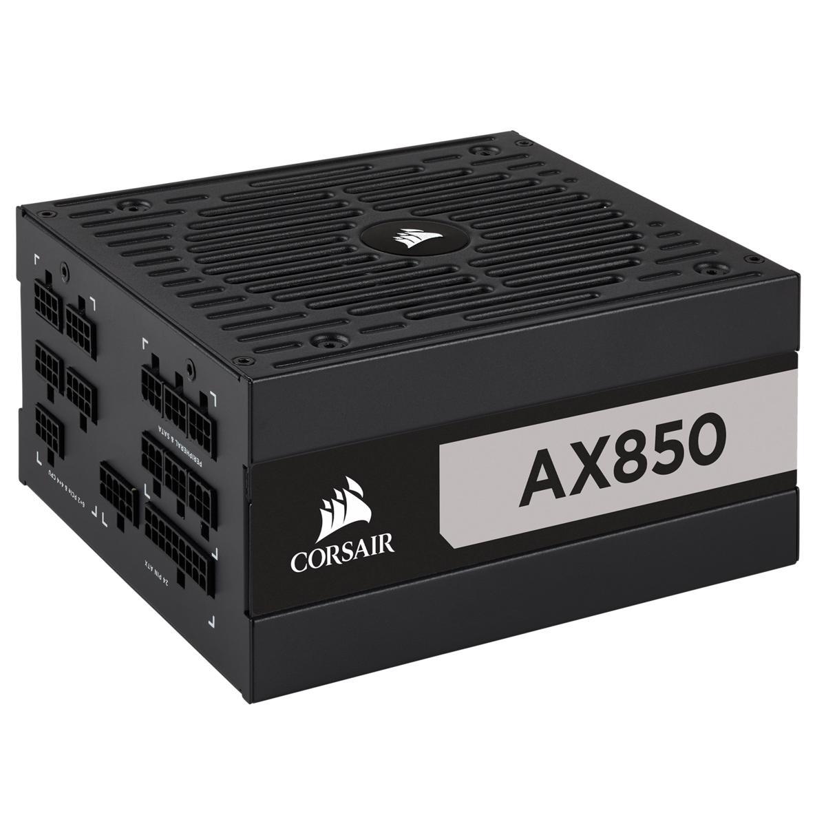 Corsair AX 850 W 80+ Titanium Certified Fully Modular ATX Power Supply