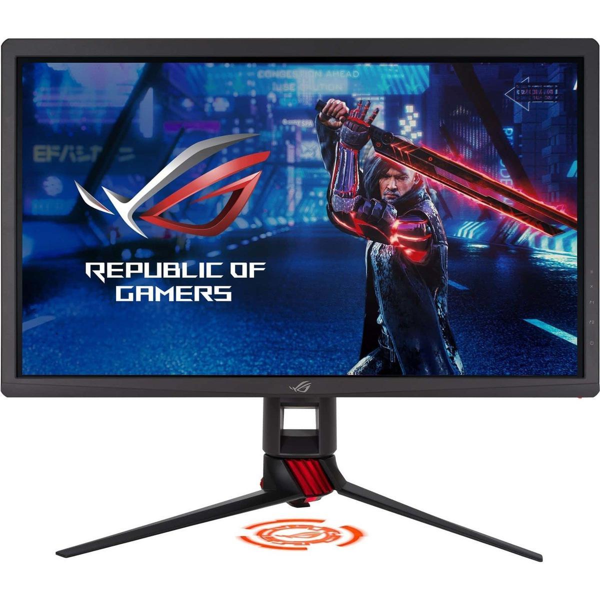 """Asus ROG Strix XG27UQ 27.0"""" 3840x2160 144 Hz Monitor"""