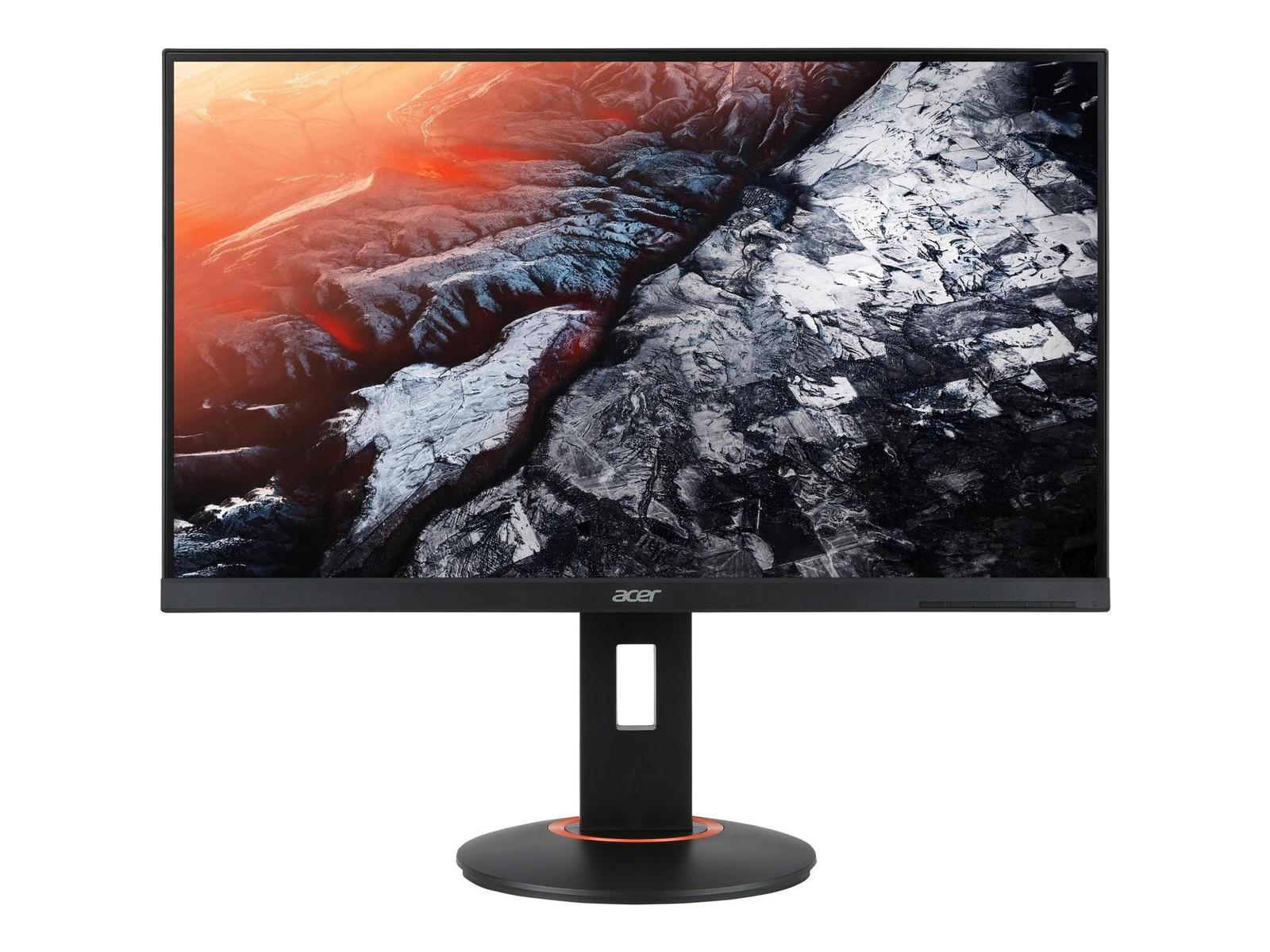 """Acer XF250Q Bbmiiprx 24.5"""" 1920x1080 144 Hz Monitor"""