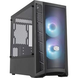 Cooler Master MasterBox MB311L ARGB MicroATX Mid Tower Case