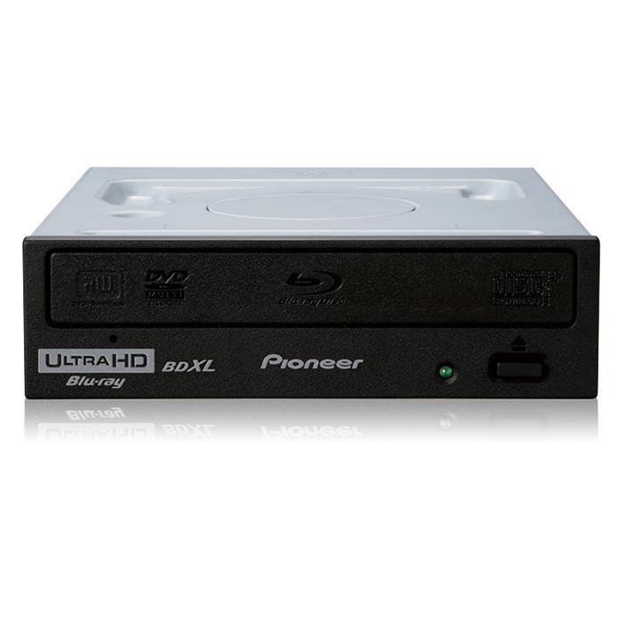 Pioneer BDR-211EBK Blu-Ray/DVD/CD Writer