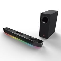 Creative Labs Sound BlasterX Katana 0 nW 2.1 Channel Speakers