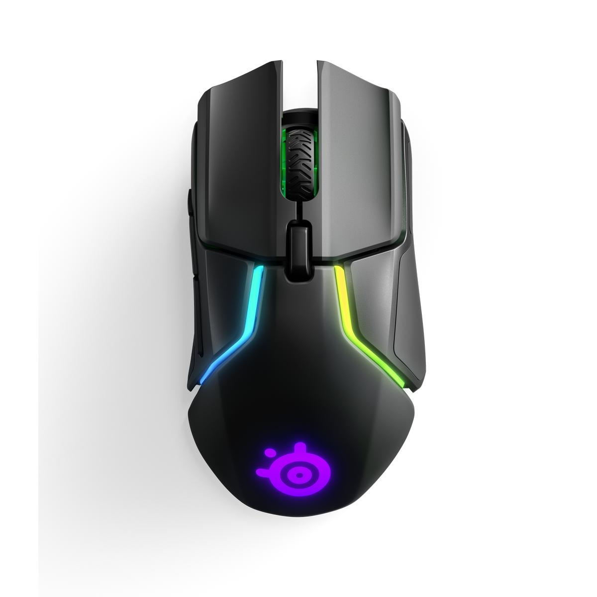 SteelSeries RIVAL 650 WIRELESS Wireless Optical Mouse