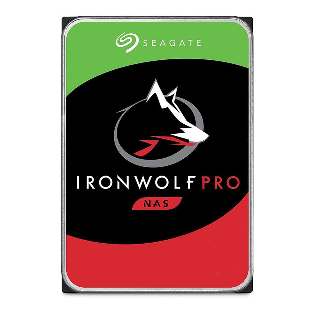 """Seagate IronWolf Pro 18 TB 3.5"""" 7200RPM Internal Hard Drive"""