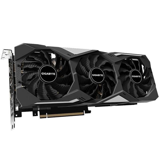 Gigabyte GeForce RTX 2070 SUPER 8 GB WINDFORCE OC 3X Video Card