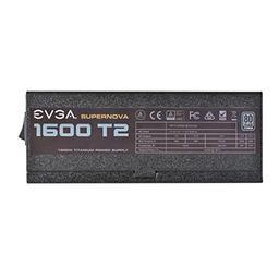 EVGA SuperNOVA T2 1600 W 80+ Titanium Certified Fully Modular ATX Power Supply