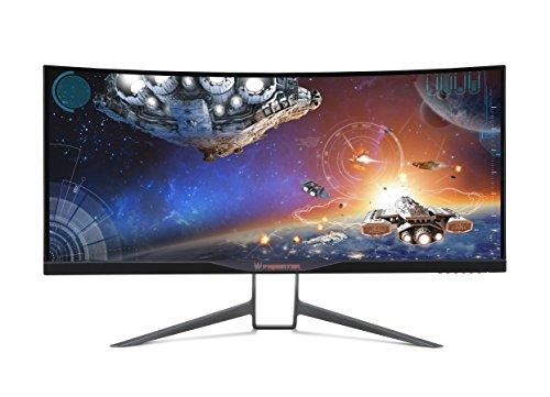 "Acer Predator X34 34.0"" 3440x1440 100 Hz Monitor"