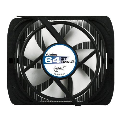 ARCTIC Alpine 64 GT 25.6 CFM CPU Cooler