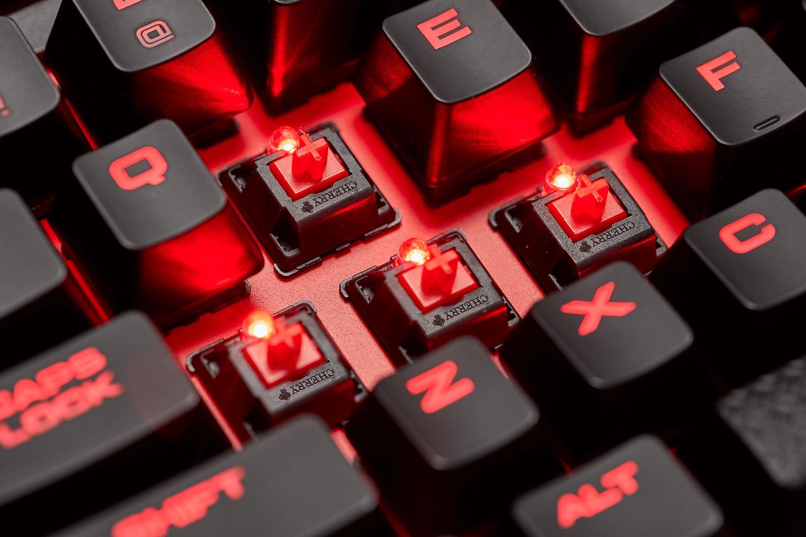 Corsair K63 Wired Gaming Keyboard