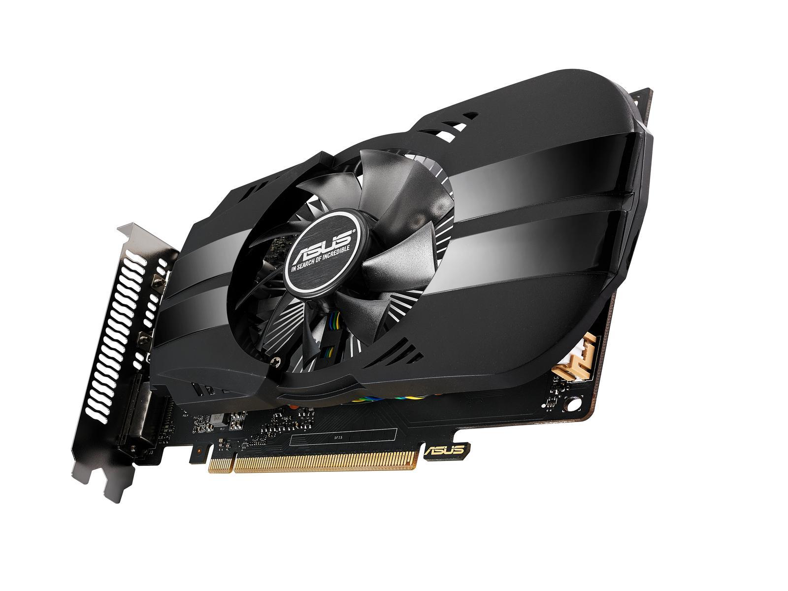 Asus GeForce GTX 1050 Ti 4 GB Phoenix Video Card