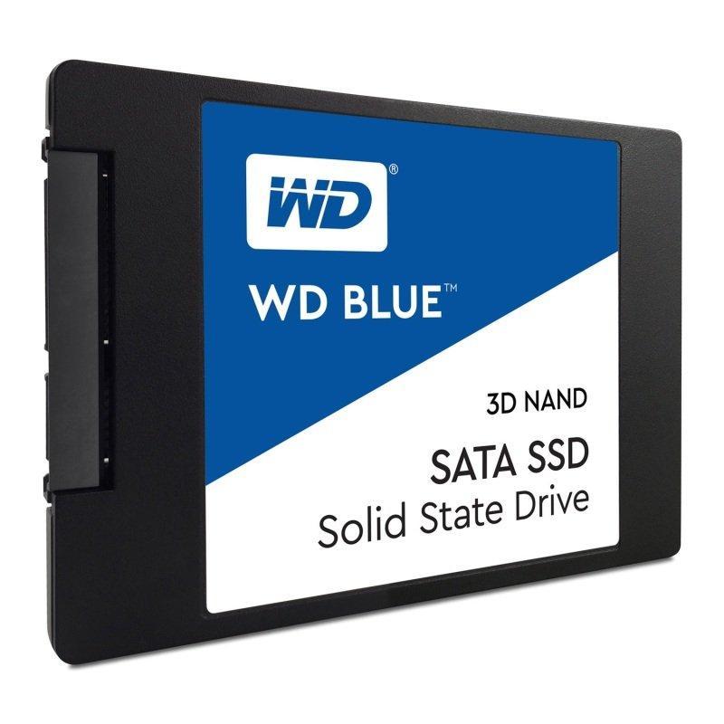 "Western Digital Blue 500 GB 2.5"" Solid State Drive"