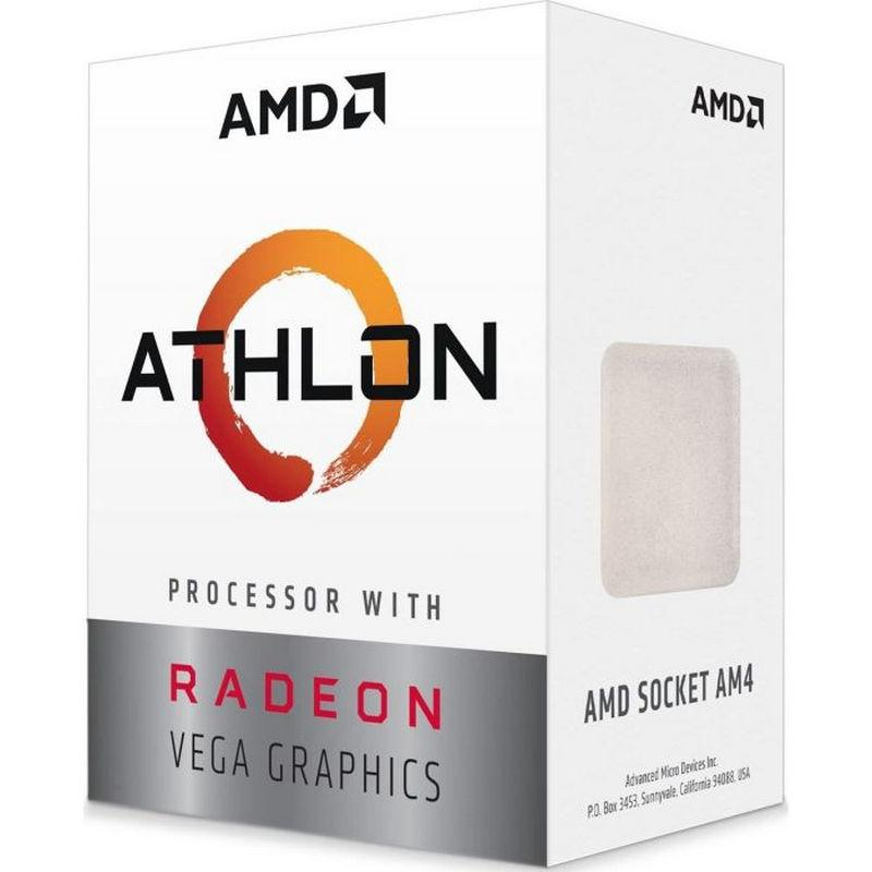 AMD Athlon 200GE 3.2 GHz Dual-Core Processor