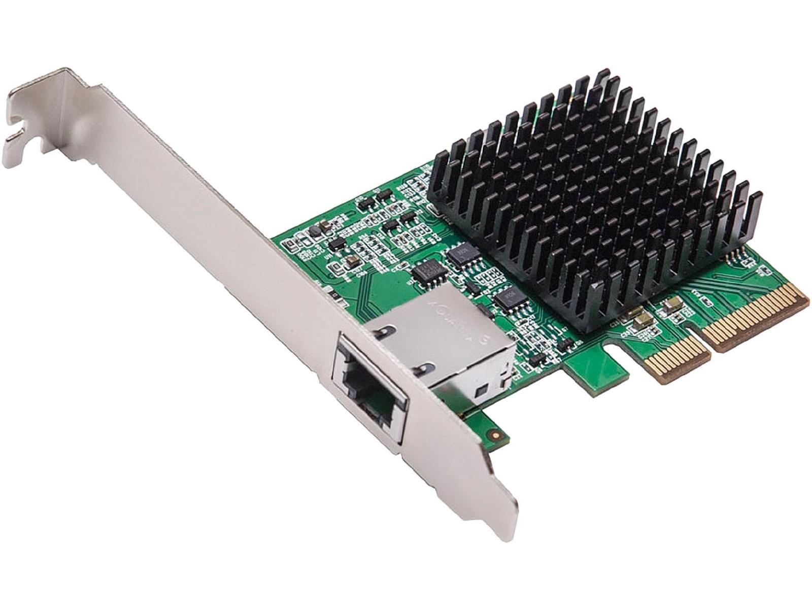 Syba SD-PEX24055 PCIe x4 10 Gbit/s Network Adapter