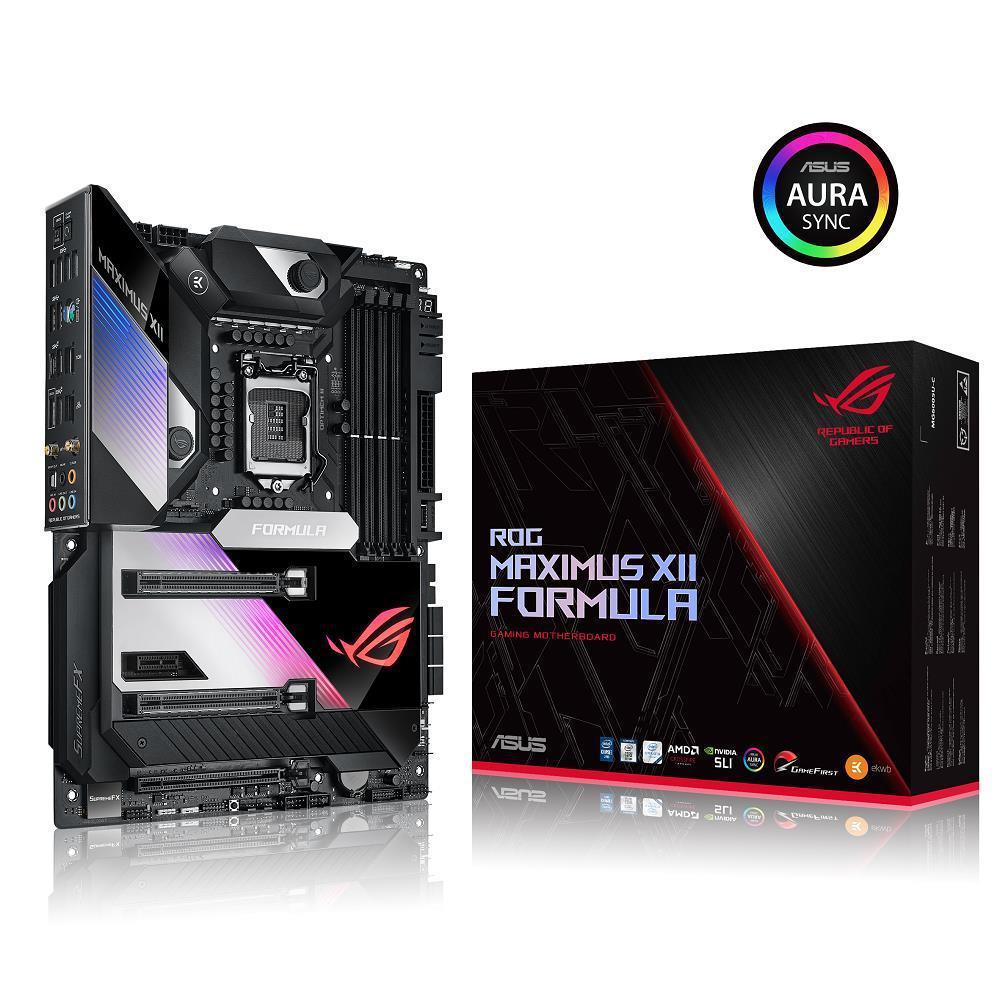 Asus ROG MAXIMUS XII FORMULA ATX LGA1200 Motherboard