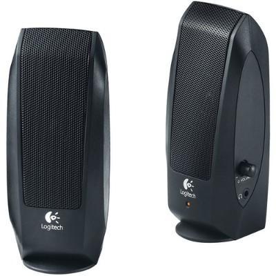 Logitech S120 2.3 W 2.0 Channel Speakers