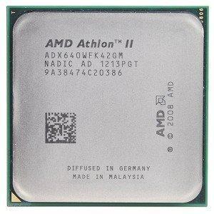AMD Athlon II X4 640 3 GHz Quad-Core OEM/Tray Processor